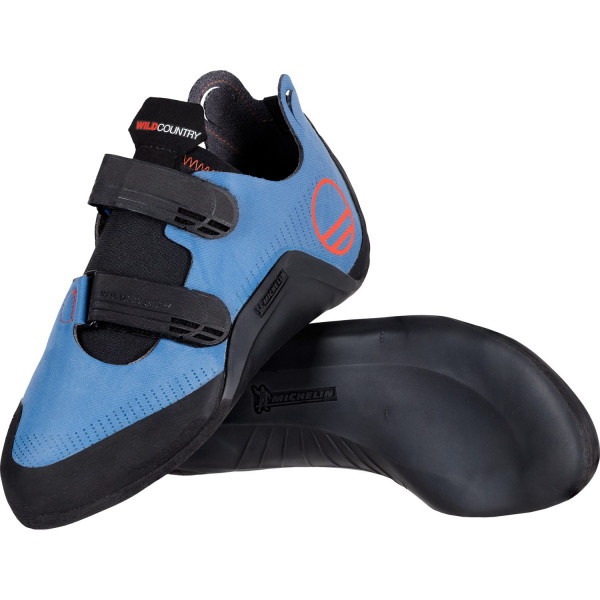 Meshuga climbing shoes