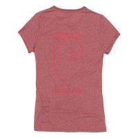 Vorschau: CURBAR - WOMEN'S GRAPHIC T-SHIRT